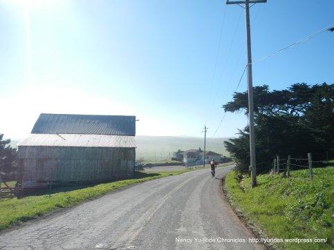 to historic B ranch