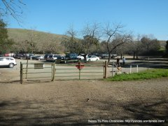 alhambra creek staging area