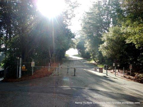 gate to mulholland ridge