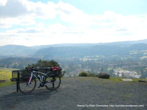 mulholland ridge picnic area