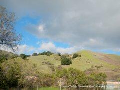 briones hills