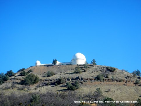view of lick onservatory