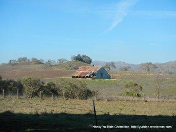 halls valley barn