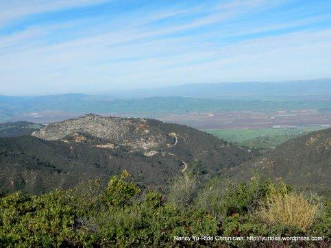 valley views