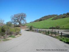 hudner ranch staging area