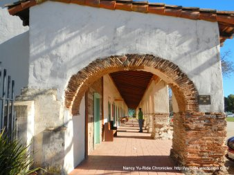 mission exterior walkway