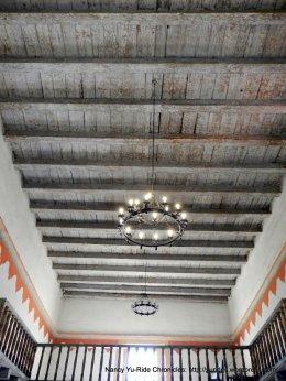 wood ceoiling beams