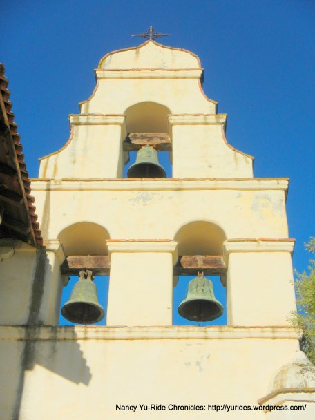 Mission Bell Tower