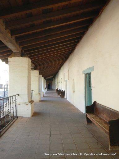 mission corridormission door