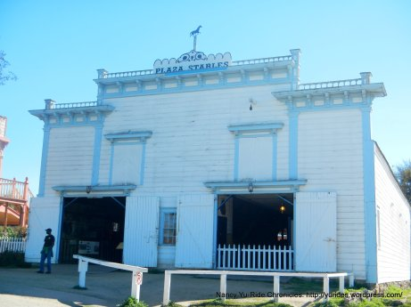plaza stable