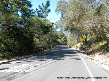 reliez valley-steep climb