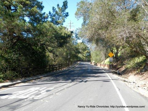 reliez valley-steep climb