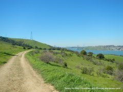 carquinez overlook loop trail