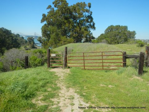 bull valley trail gate