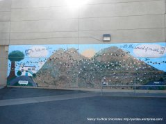 mt zion school mural
