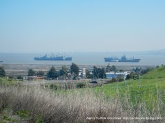 suisun bay views