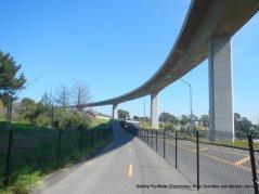 benicia martinez bridge trail