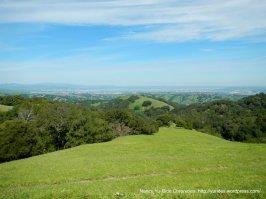briones crest trail views