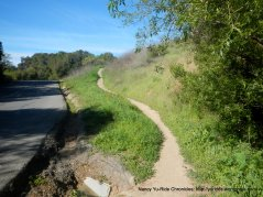to deer creek/briones crest trails