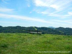 black oak trail bench