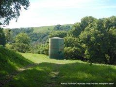 mott peak trail water tank