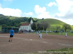 nicasio ball field