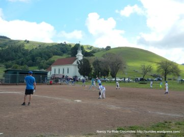 nicasio ball field