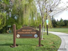holiday highlands park