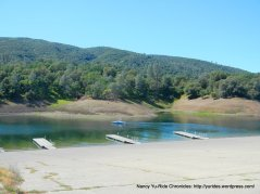 lake berryessa boat launch area