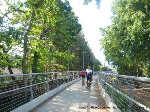 iron horse trail bridge