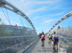 iron horse trail bridge