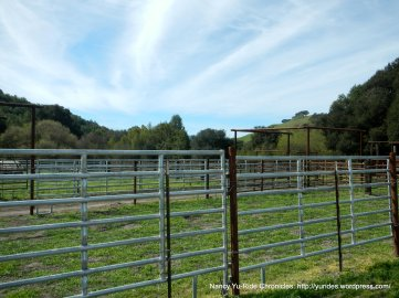 valley cattle pen