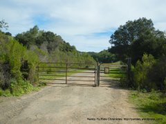 seaborg trail gate