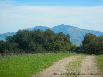Briones Crest Trail-diablo