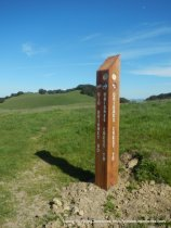 return on old briones rd trail