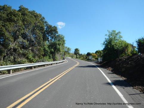 sierra rd-steep climb