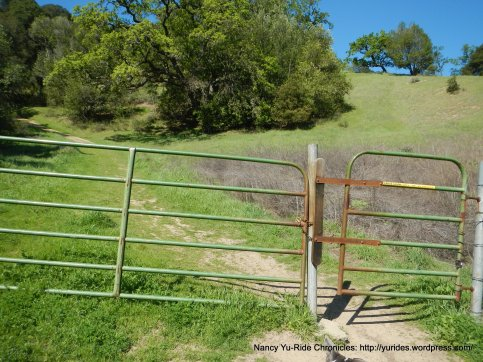 springhill trail gate