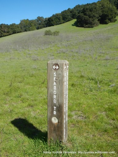 stay on seaborg trail