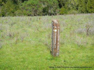 right to crescent ridge trail