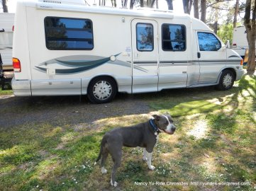olema campground