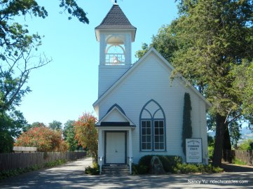 alexander valley community church