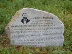 jeremiah morgan dedication