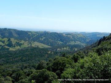 olympia trail views