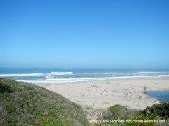 CA-1 S san gregorio beach