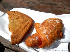 croissant/cookie