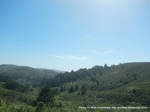 higgins canyon views