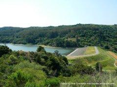 san pablo dam/ridge