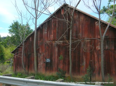pleasants valley barn