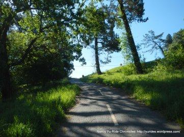 path to lafayette reservoir