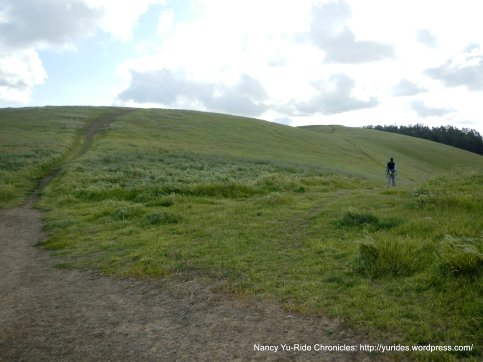 right to stay on bull valley trail